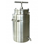 Wax boiler KLASIC for local heaters-stainless