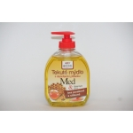 Liquid soap 300 ml - honey, Q10