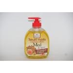 Tekuté mýdlo 300ml - med, Q10