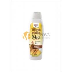 Tělové mléko - med, koenzym Q10 - 300ml