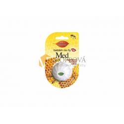 """Balzám na rty vajíčko """"MED""""  6ml"""